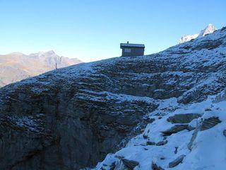 Klettersteig Ostegghütte : Tag die ostegghütte