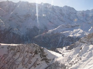 Klettersteig Mürren : Tag das schilthorn und der klettersteig mürren gimmelwald